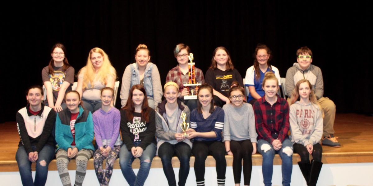 Maine Student Acting Competition Results