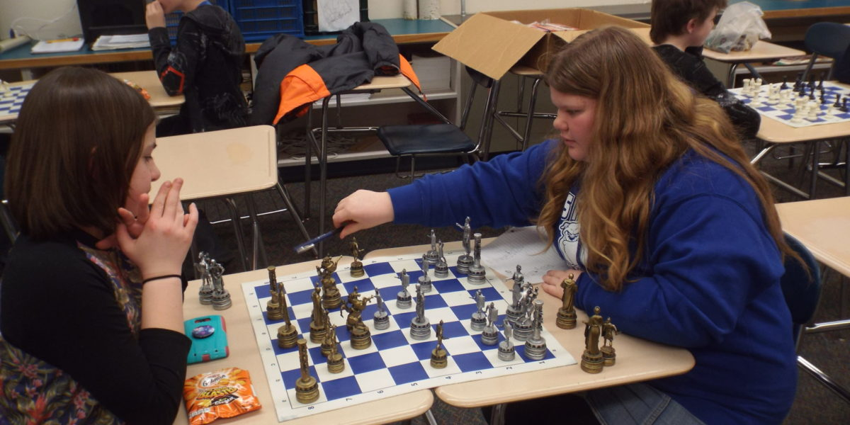 Cross Town Chess Rivalry Continues