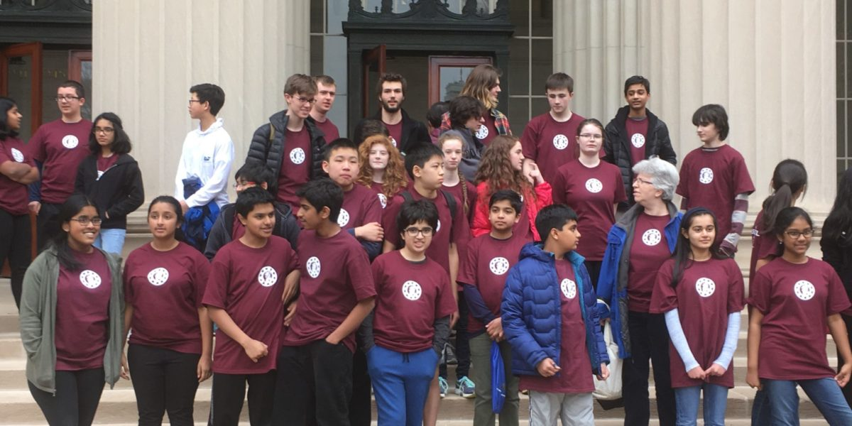 JFDS Science Bowl at MIT
