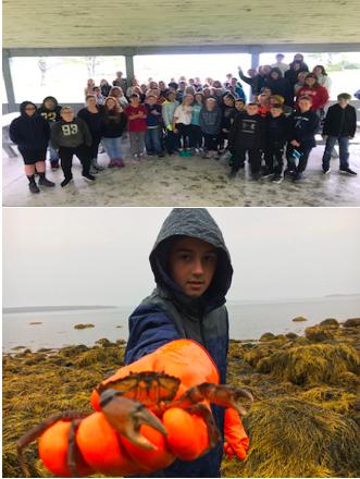 JFDS 13th Annual Invasive Crab Research Trip